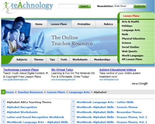 Teacher Resources - The IT Persin